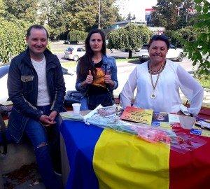Carolina Alexandru, Adrian Beldiman, festival de poezie